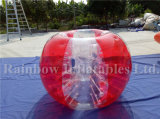 膨脹可能な隆起の球、ボディ豊富な球、販売のための人間の泡サッカーボール