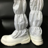 Carregadores de trabalho do ESD dos calçados antiestáticos