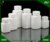bottiglia medicinale di plastica dell'HDPE 150ml con la protezione di plastica