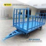 Utilisation en usine un transfert en véhicule de remorquage à plat la remorque
