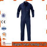 中国の工場長袖の高品質の35%Cottonおよび65%Polyesterつなぎ服