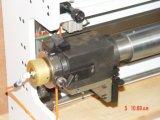 De Apparatuur van de Plaat van de Koker van het Polymeer van de foto met Tweezijdige het Opzetten Band (gelijkstroom-YG)