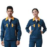 Ingénierie Long-Sleeved de protection de travail d'uniforme de travail d'hommes de procès d'automne