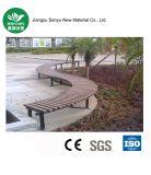 Instalación fácil WPC al aire libre/banco del jardín