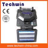 Lasapparaten Tcw605 van de Optische Vezel van Techwin de Digitale Bekwaam voor Bouw van de Lijnen van de Boomstam en FTTX