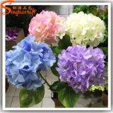 Estilo clássico Banquete Decoração do casamento Planta artificial Flores de seda