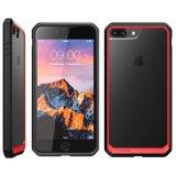 더하기 iPhone 7을%s Supcase Unicorn 딱정벌레 시리즈 우수한 잡종 방어적인 명확한 케이스