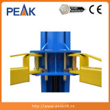 Örtlich festgelegter sauberer Fußboden Kette-Fahren hydraulischen Auto-Aufzug
