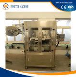 Машина для прикрепления этикеток втулки Shrink бутылок цены по прейскуранту завода-изготовителя автоматическая