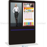 65inch digitale Signage LCD Vertoning voor Busstation