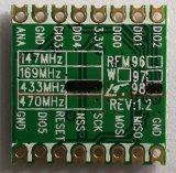 433 / 470MHz Módulo de transceptor de radiofrecuencia RF Module Rfm98 para el hogar y automatización de edificios.