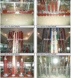 10kv ZnO polímero pararrayos Hy5ws-16.5 / 50L con seccionador