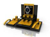 سميك خشبيّ ساعة عرض عداد رخيصة سعر بيع بالجملة ساعة [جولّري] عرض حامل قفص