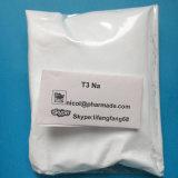 T3 Na Pó de perda de peso Liothyronine Sodium T3