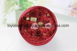 Pista preservada natural de mirada al por mayor de Rose de las rosas naturales de las flores para la decoración de la boda