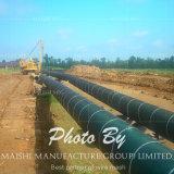 Les revêtements de pipeline Rockguard PEHD Mesh