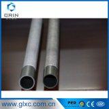 Tubo de acero soldado 304, 316 de la eficacia alta para el cambiador de calor