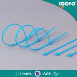 Selbstsichernder Nylonplastikkabelbinder 5*300 (Kugelverschluß)