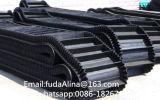 I prodotti caldi della Cina comerciano i prodotti all'ingrosso di gomma che trasportano la strumentazione ed il nastro trasportatore ondulato trasporto grandangolare del muro laterale