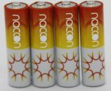 SuperhochleistungsR6p 1.5V AA Kohlenstoff-Zink-trockene Batterie