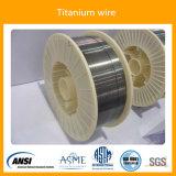 Класс 2, ASTM B348, колпачок клеммы втягивающего реле/Маринованные 100 % UT ультразвукового провода из титана
