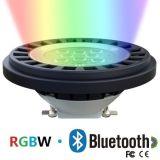 IP67 impermeabilizan la iluminación del LED PAR36 para al aire libre