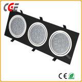 3 '' 20W 4D Orasm nicht für den Straßenverkehr Licht des Quadrat-LED
