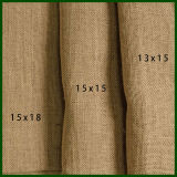 Jutefaser-Faser-Sackzeug-Tuch 100%