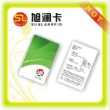 Impressão offset RFID Plástico PVC Smart Card para porta