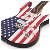 Guitare électrique / Lp Guitare / guitare / fabricant / Cessprin Music (ST603) / The National Flag Guitar
