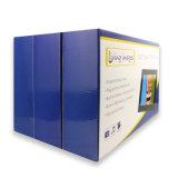 Eco-Friendly серая доска лакируя коробку Customzied упаковывая