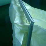 Карманный воздушный фильтр с металлической рамой мешок фильтра на продажу