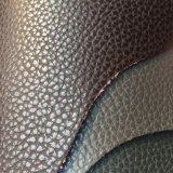 Cuoio dell'unità di elaborazione del Faux di qualità del cuoio genuino per il sofà Hw-234