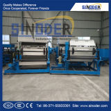 2017 Sinoder Recyle Waste Paper Egg Tray Machine