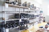Tamanho do túnel 500 * 300mm de bagagem de raios-X / varredura de bagagem