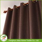 Tenda coperta semplice dello schermo delle tende del tessuto delle tende del Brown