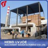 État utilisé et machine automatique manuelle de poudre de plâtre de pente pour la construction de mur