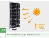 Fabbrica 15W tutto di Guangzhou in un indicatore luminoso di via solare