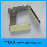 Fermeture à badges magnétique NdFeB Nom Tag Magnets
