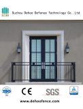 거주 공동체 &Villa &Hotel를 위한 Anti-Corrosion 철 검정 발코니 담
