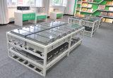 Batterie rechargeable de gel d'énergie solaire de batterie d'UPS (12V 200ah)
