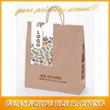 Einkaufen-Beutel Kraftpapier für das Verpacken