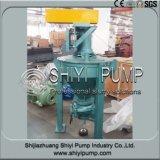 Pompe centrifuge verticale robuste pour manipuler des boues Frothy