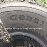 Покрышка тележки радиальной картины тавра CB921 тележки Tire14.00r20 Goodride воинская