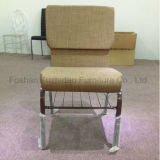 卸し売り金属競争価格の鋼鉄教会椅子