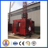Precio del elevador de la construcción del alzamiento del edificio del alzamiento de la construcción de China