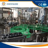 Glasflasche CSD-abfüllendes Gerät
