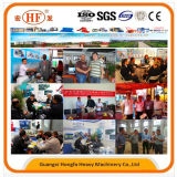 China-Hersteller-hydraulische automatische Betonstein-Ziegeleimaschine (HF-150T)