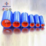 Boyau de silicones de tube de silicones de radiateur de produits de boyau en caoutchouc de silicones