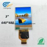 """A030vvn01 3 """" Bildschirmanzeige 45 Pin-LCD für Kamera"""